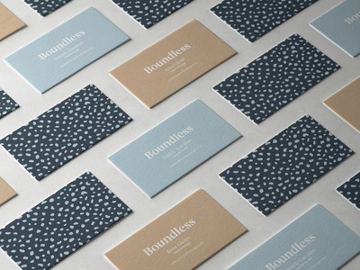 Boundless Business Cards