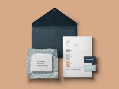Boundless Rugs Stationery