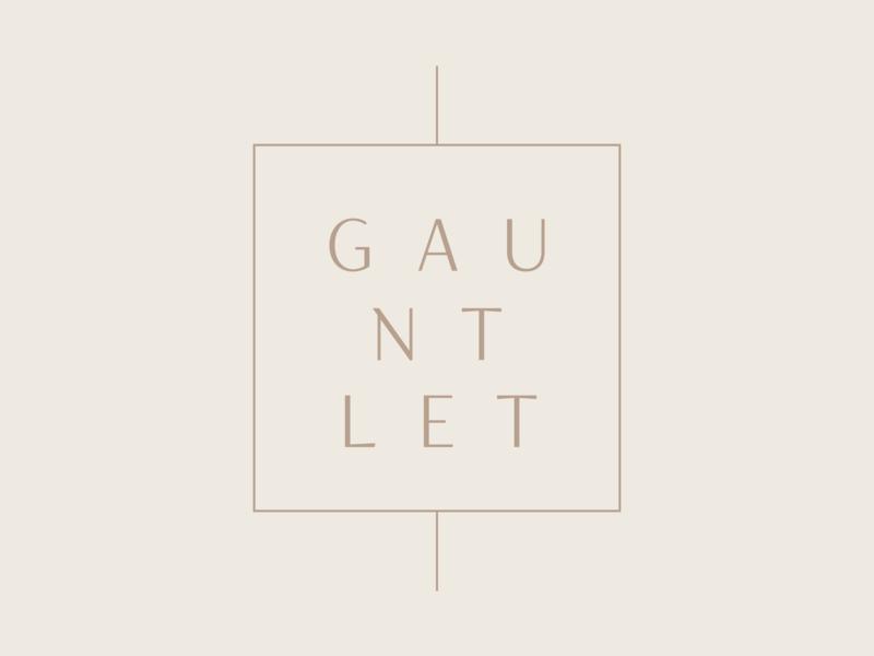 Gauntlet Logo (WIP)