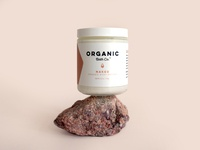 Organic Bath Co Packaging