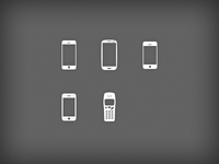 Phone icons... can you name them all?
