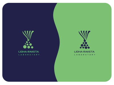 Atomic Lab logo elegant design