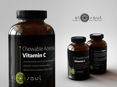 Nutrition Logo and Label design