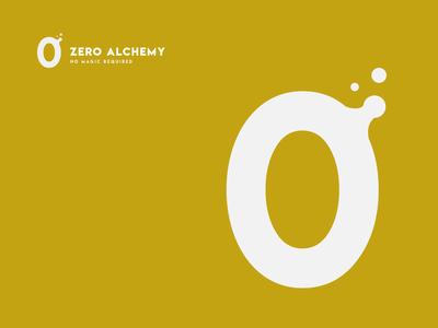 ZERO logo design