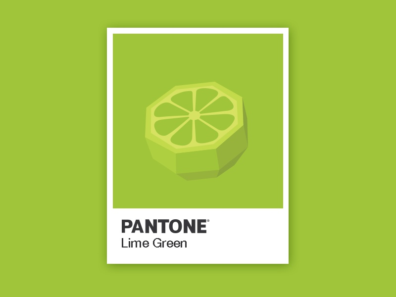 Lime Green By Hiral Patel On Dribbble