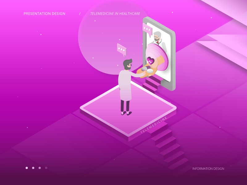 Is Digital Health The Future Of Healthcare? by Sarah on Dribbble