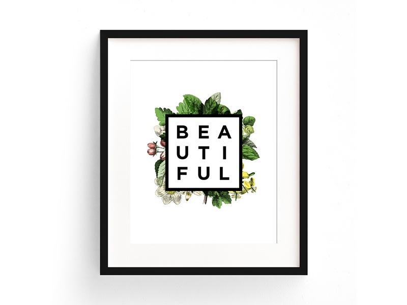 Beautiful Print gotham framed flowers print beautiful
