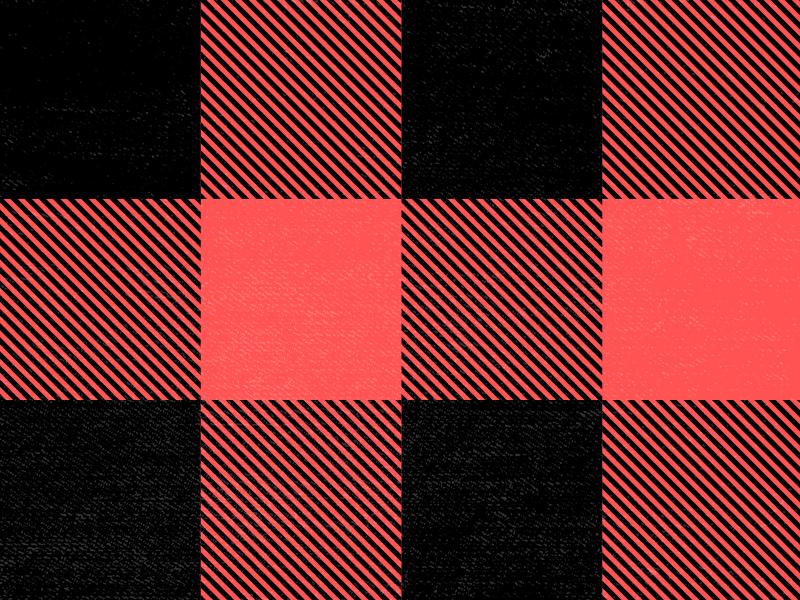 Buffalo Check print pattern christmas winter white black red check buffalo