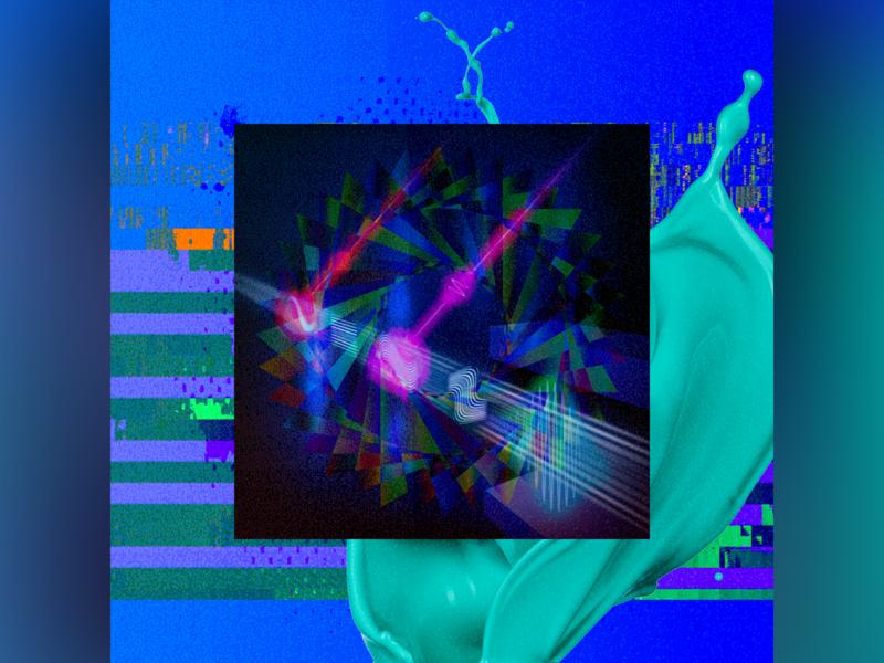 Laser cover artwork