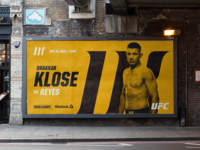 UFC Branding + Marketing