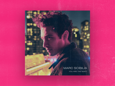 You Are The Night album art by Marc Scibilia