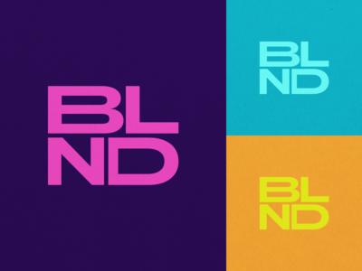 BLND Logo Exploration