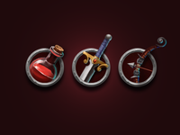 Sworn Shield Items