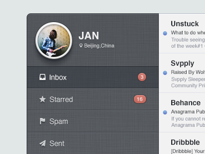 Mail jan android button ui iphone china app ios icon mail mac