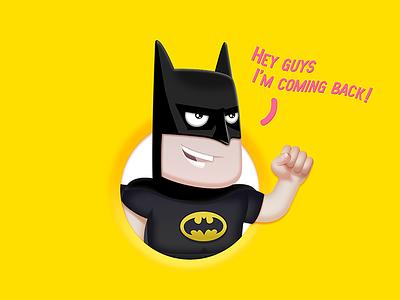 Batman batman,jan
