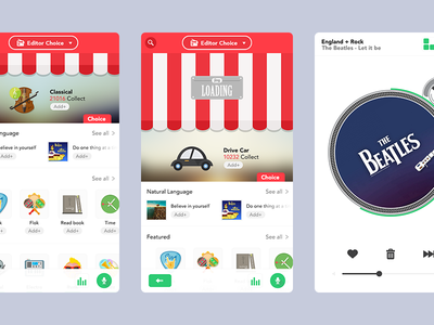 Fm Radio UI app icon ios china iphone ui button android fm music jan