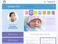 Gerber RD Microsite