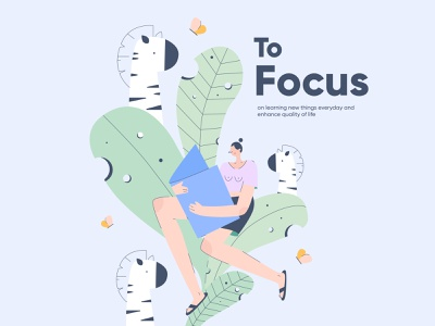 Productivity uidesign digital vectorart vector illustrator flat artwork flatdesign ui design illustration art dribbble character character design illustration