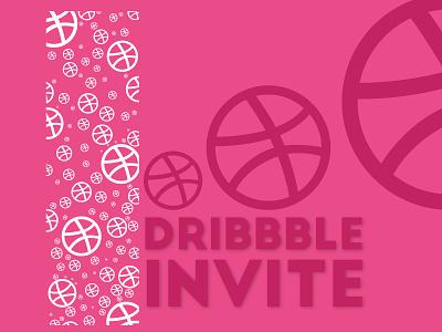 INVITE portfolio vector player abstract poster print ux ui 1 invite dribbble invite