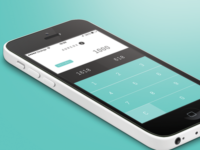 Aureox 2 calc calculator golden ratios animation ui app web app interaction