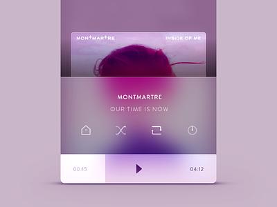 Cassette MiniPlayer ui player mini cassette