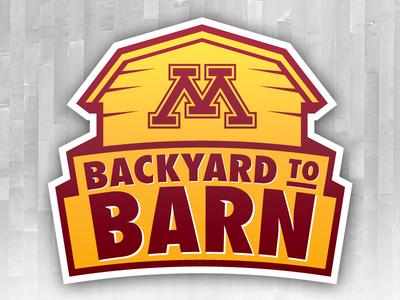 Backyard To Barn