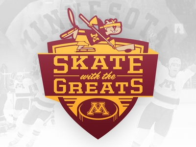 Skate With The Greats