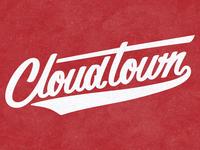 Cloudtown Lettering
