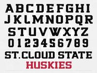 Huskies Font