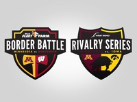 Border Battle Logos