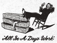 """""""All In A Day's Work"""""""