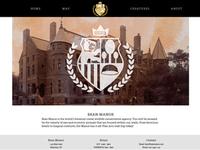 Bran Manor Website