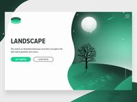 Landscape - Illustration