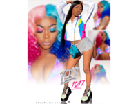 Asian Doll Dribbble