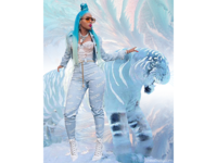 A Ice Tiger (Ice Ice Baby)