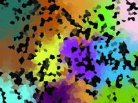Chameleon Inspired print