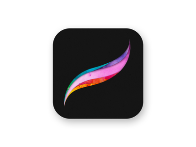 Procreate App Icon logo procreate challenge app icon icon app getcreativewithprocreate