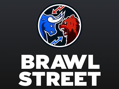 Stock Market game - logo logotype stock market game stock market logodesign logo
