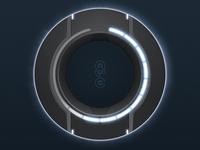 Tron Light Disc