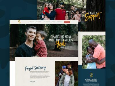 Project Sanctuary Website