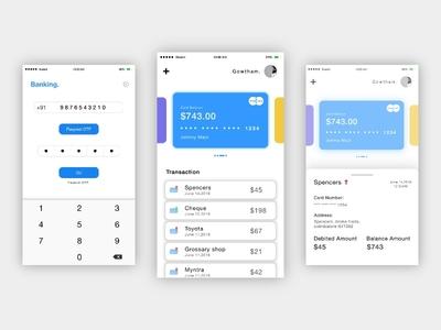 Bank Account Management App