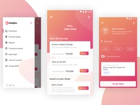 HerAlpha Product Screens
