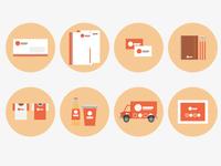 Icon Study - Branding