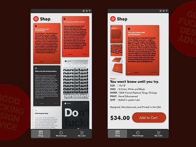 GFDA - Mobile App Ideation