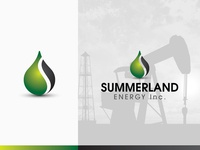 Summerland Energy Logo Design in 2010