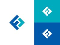 F + Arrow Forward Logo (WIP)