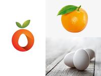 Organe + Egg Logo Design (WIP)