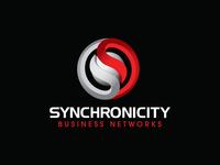 Synchronicity Logo Design