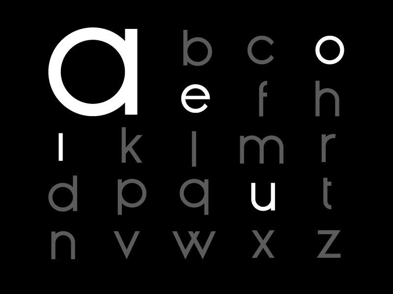 Custom typeface design for Israleague™ display black and white letters alphabet letterforms modern regular design branding geometric typeface font