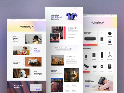 Manufacturer Joomla Template machinery parts engineering template website design trendy garments equipment factory industry electronics textile fabric automotive manufacturer
